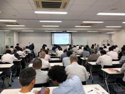 東京建築士会でのセミナーの様子