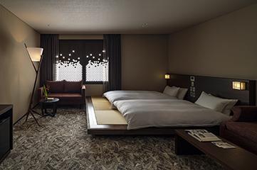 eph KANAZAWA(エフ金沢)の客室の写真(洋室)